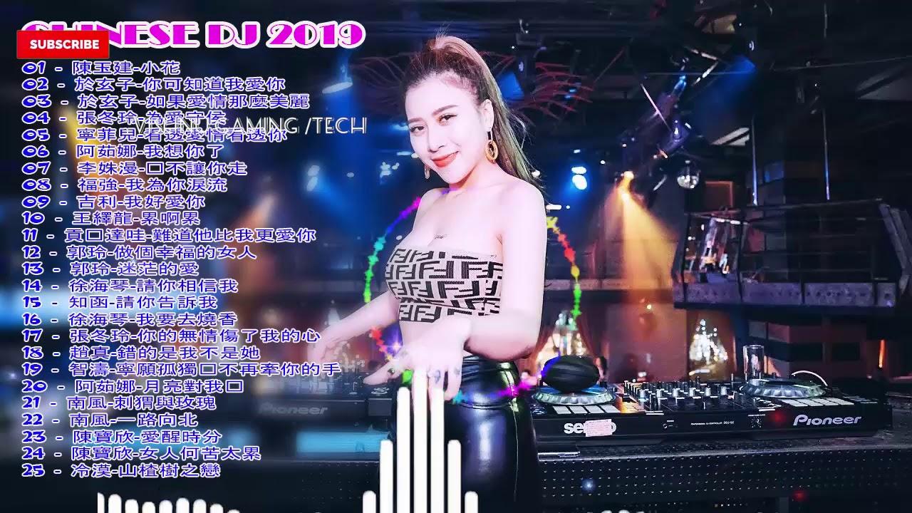最佳舞蹈DJ 2019 REMIX中文DJ – 無怨無悔地搖頭 – 流行歌曲完成了作品 – 超級最佳舞曲DJ