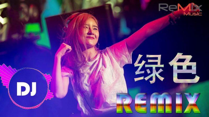 Chinese DJ 2019慢摇串烧 | 陈雪凝《绿色 Remix》說不痛苦那是假的,畢竟我的心也是肉做的  ( 2019最火歌曲DJ ) 全中文Club | 2019 慢搖精選 (♪♫ HOT)