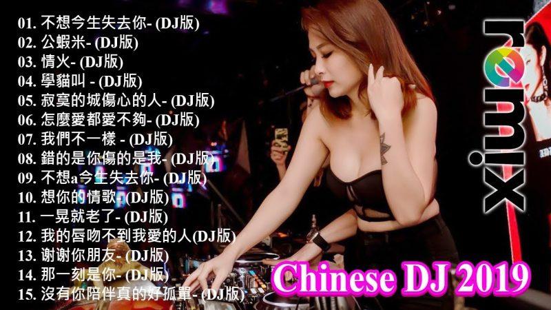【全新极品摇头最2019 Chinese DJ】2019流行华语歌曲 Chinese pop song – Chinese DJ  – 年最劲爆的慢摇舞曲2019 ♫ 中文舞曲中国最好的歌曲 2019