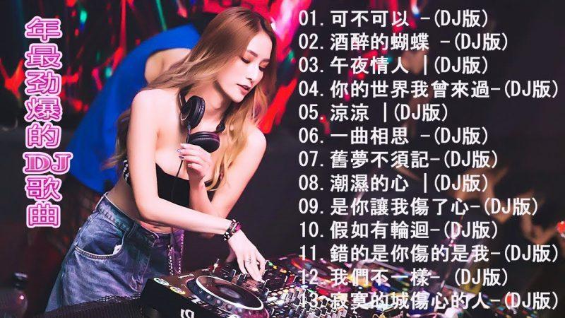 【2020 好聽歌曲合輯】-年最劲爆的DJ歌曲 – Chinese DJ Remix – Chinese DJ 2020高清新2020夜店混音 -2020流行华语歌曲 Chinese pop song