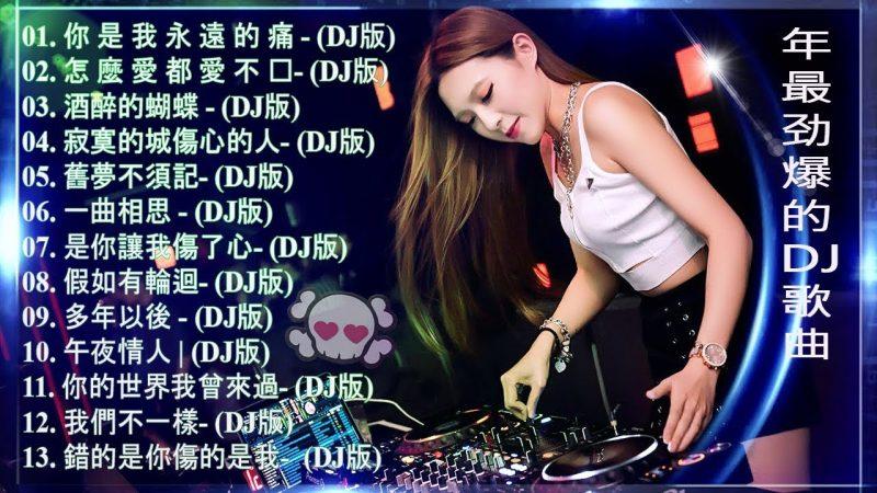 【2020 好聽歌曲合輯】-Chinese DJ 2020 高清新2020夜店混音- 年最劲爆的DJ歌曲 -中国最好的歌曲 2020 DJ 排行榜 中国Chinese DJ -你听得越多-就越舒适愉快