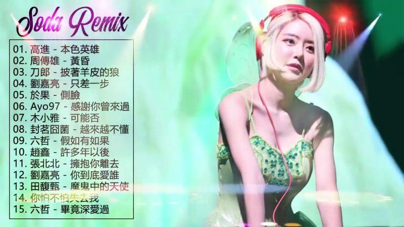 9電音 DJ Soda Remix 好新歌推薦 慢搖 ~ 中文EDM Nonstop精选《本色英雄 ✘ 披著羊皮的狼 ✘ 只差一步 ✘ 側臉 ✘ 感謝你曾來過》100首NonStop逆襲