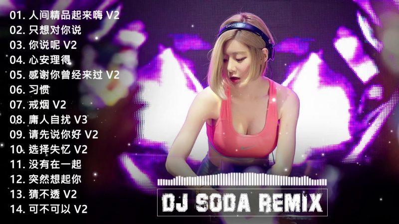電音 DJChinese Remix ♫ 更新最好的歌曲【音闕詩聽 – 芒種 ✘ 野小馬 – 當真 ✘ 想死卻又不敢 ✘ 再見不負遇見】有名的從韓國來的女DJ ▶ Chinese DJ 2020